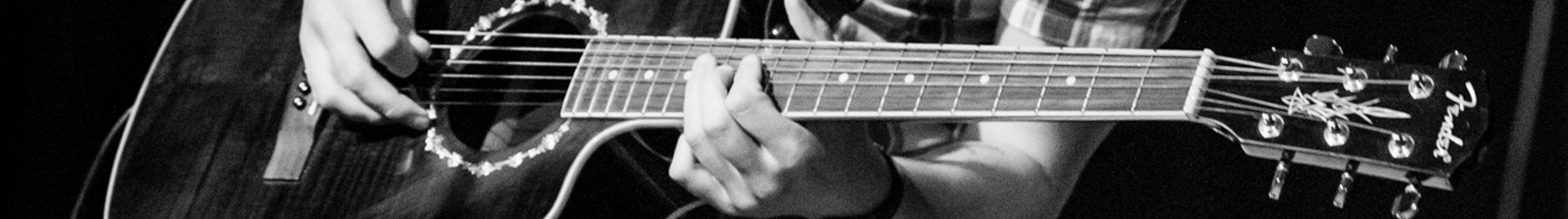 """Gigs Header des Live Singer und Songwriters """"The Jam Man"""" alias Robert Braun"""