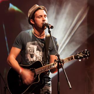 """Bild des Singer und Songwriters """"The Jam Man"""" alias Robert Braun"""