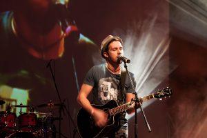 Bild von The Jam Man bei seinem Auftritt beim Deutschen Rock und Pop Preis 2