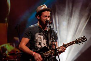 Bild von The Jam Man bei seinem Auftritt beim Deutschen Rock und Pop Preis 4